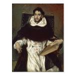 ¿El Greco Portr? batalla Hortensio Felix Paravici  Tarjeta Postal
