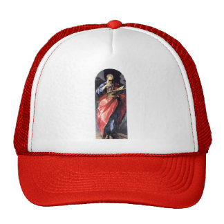 El Greco- St John the Evangelist Trucker Hat
