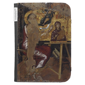 El Greco- St. Luke painting the Virgin Kindle 3G Covers