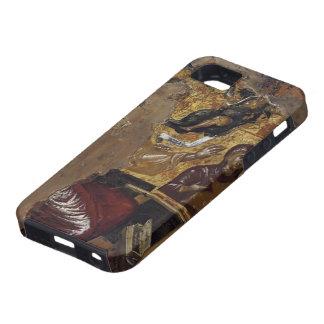 El Greco- St. Luke painting the Virgin iPhone 5 Case
