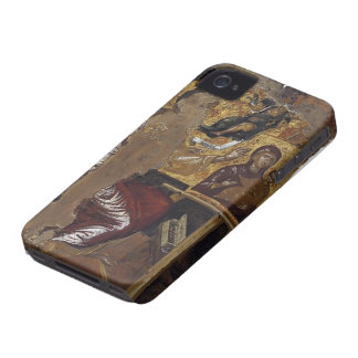 El Greco- St. Luke painting the Virgin iPhone 4 Case-Mate Cases
