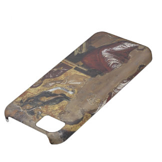 El Greco- St. Luke painting the Virgin Case For iPhone 5C