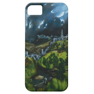 El Greco View of Toledo iPhone 5 Case