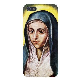 El Greco Virgin Mary iPhone 5 Case