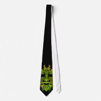 El Greenman Corbatas Personalizadas