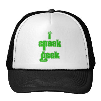 El Griego I habla al friki Gorros Bordados