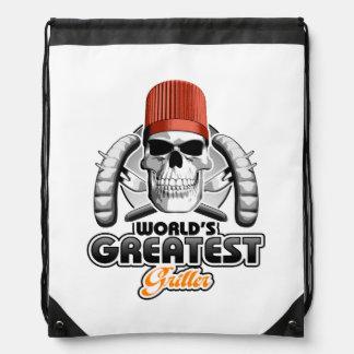 El Griller más grande v1 del mundo Mochilas