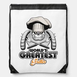 El Griller más grande v2 del mundo Mochilas