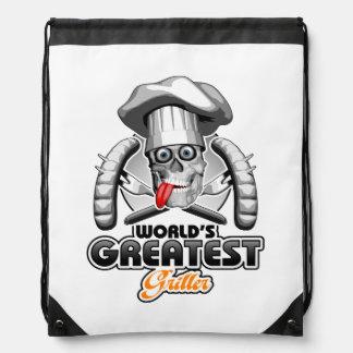 El Griller más grande v3 del mundo Mochilas