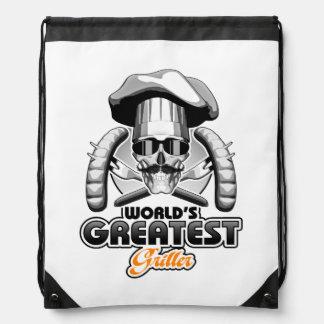 El Griller más grande v4 del mundo Mochila