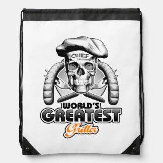 El Griller más grande v5 del mundo Mochilas