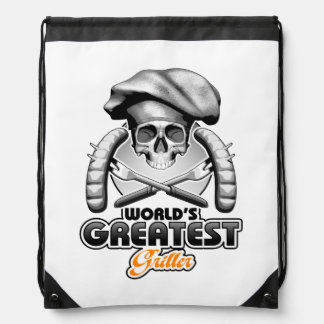El Griller más grande v6 del mundo Mochila