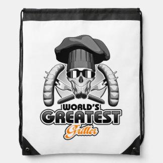 El Griller más grande v7 del mundo Mochila