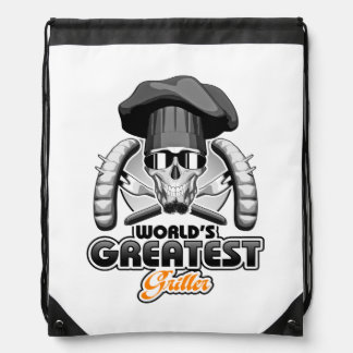 El Griller más grande v7 del mundo Mochilas