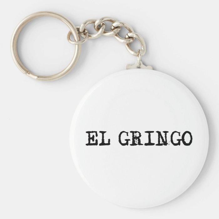 El Gringo Keychain