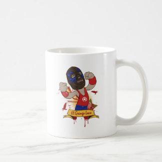 El Gringo Loco Coffee Mug