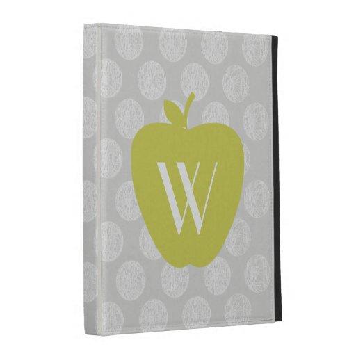 El gris amarillo de Apple puntea el folio del iPad