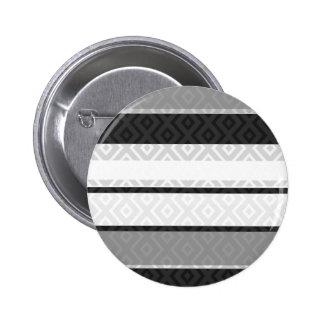 El gris blanco negro raya el modelo geométrico del