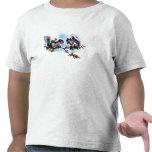 El gris del vintage atesora la camiseta