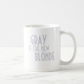 El gris es la nueva taza rubia