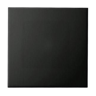 El gris negro en blanco llano DIY añade la foto Azulejo Cuadrado Pequeño