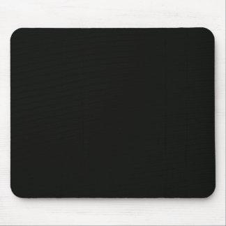 El gris negro en blanco llano DIY añade la foto Tapete De Ratón