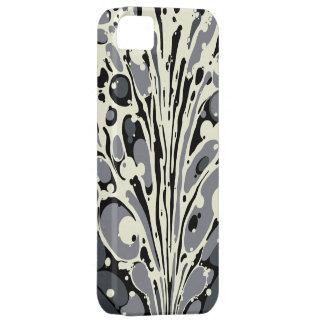El gris veteó la caja del iPhone iPhone 5 Case-Mate Protector