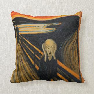 El grito almohadas