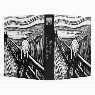 "El grito de Edvard Munch Carpeta 1"""