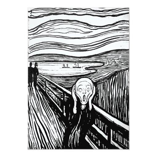 El grito de Edvard Munch Comunicados Personales