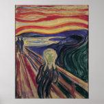 El grito de Edvard Munch, expresionismo del Impresiones