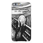 El grito de Edvard Munch Funda De iPhone 6 Slim