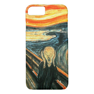 El grito de Edvard Munch Funda iPhone 7