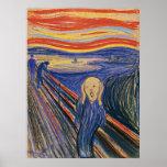 El grito de Edvard Munch Impresiones