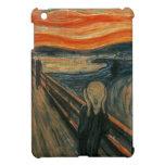 El grito de Edvard Munch iPad Mini Cobertura