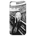 El grito de Edvard Munch iPhone 5 Cárcasas
