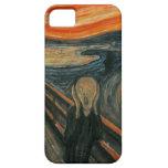 El grito de Edvard Munch iPhone 5 Protector