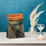 El grito de Edvard Munch Placas