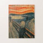 El grito de Edvard Munch Rompecabeza Con Fotos