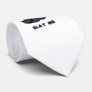 El grito de la cara del fantasma me mata lazo corbatas personalizadas