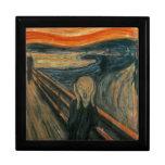 El grito - Edvard Munch Caja De Joyas