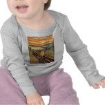 El grito - Edvard Munch Camisetas
