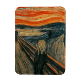 El grito - Edvard Munch Iman Flexible