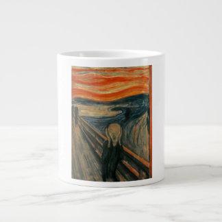 El grito - Edvard Munch Taza Grande