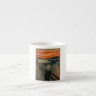 El grito - Edvard Munch Taza Espresso