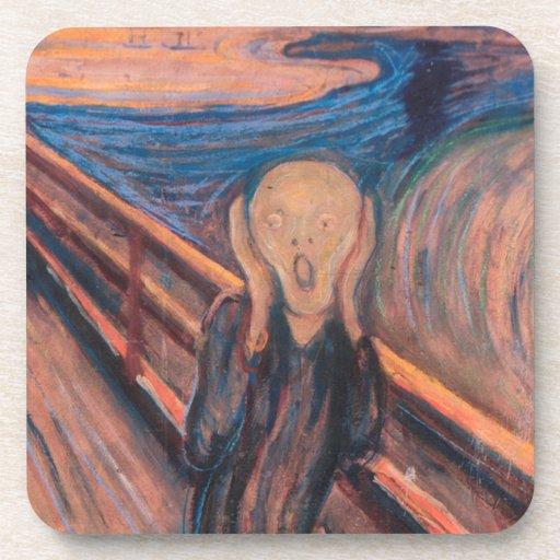 El grito posavaso