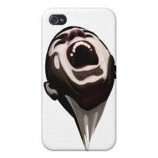 El grito robado - Gohst iPhone 4/4S Carcasas