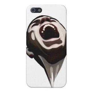 El grito robado - Gohst iPhone 5 Carcasas