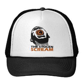 El grito robado gorras