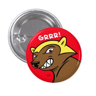 ¡El GRRR! Pin